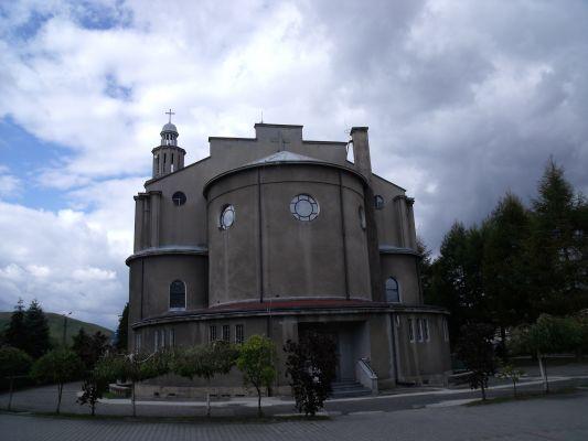 Łaziska Górne. Kościół p.w. Męczeństwa św. Jana Chrzciciela3