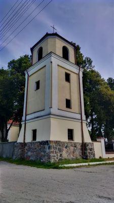 Suchowola, dzwonnica, 1920-1930
