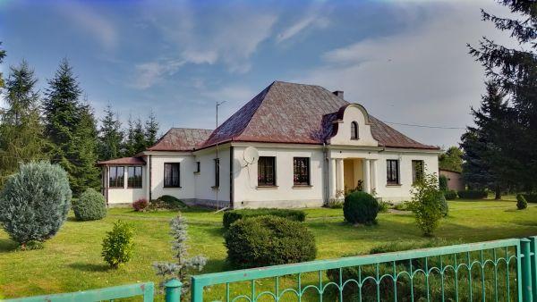Suchowola, plebania, 1920-1930