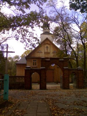 Nowy Lubiel Kościół 1 gromiszka