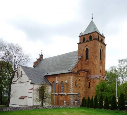 Rozan church