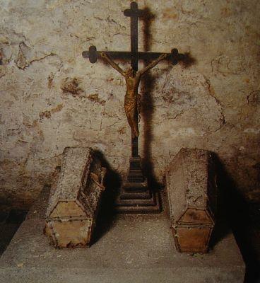 Wejherowo-krypty u sw Anny