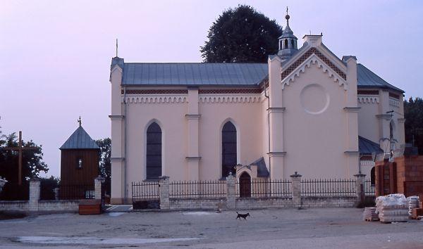 Kościół w Bobinie pod wezwaniem św. Anny