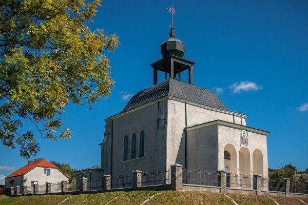 Kościół p.w. św. Anny w m. Branew