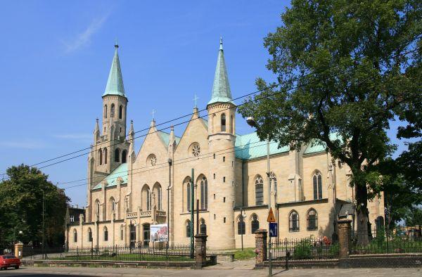 Chorzów - Kościół Św. Barbary 01