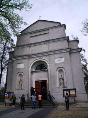 Stara Zbelutka. Kościół p.w. św. Doroty3