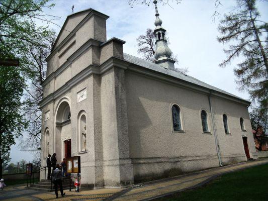 Stara Zbelutka. Kościół p.w. św. Doroty4