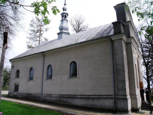 Stara Zbelutka. Kościół p.w. św. Doroty5