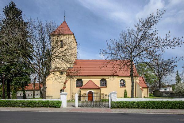 SM Rzeczyca Kościół św Jadwigi (2) ID 596708