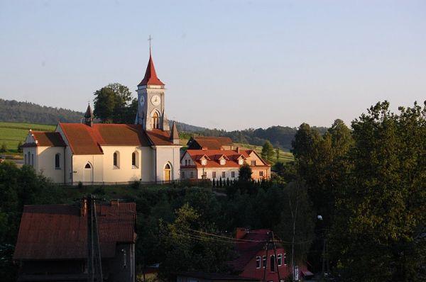 Stryszów - kościół
