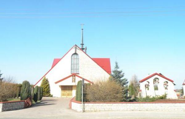 Kościół św. Józefa we Wręczycy Wielkiej