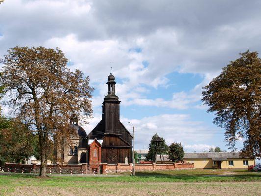 Saint Catherine church in Potulice, Poland