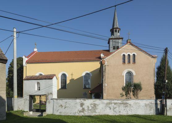 pomianów górny kościół