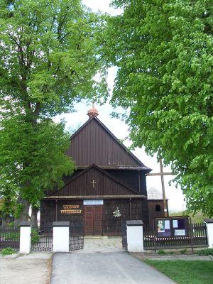 Kościół św. Katarzyny i św. Stanisława Biskupa w Kleczanowie 2