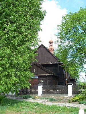 Kościół św. Katarzyny i św. Stanisława Biskupa w Kleczanowie