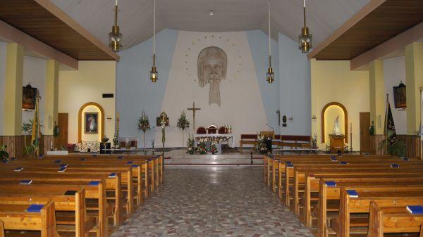 Kościół Pw. św. Maksymiliana Marii Kolbego w Porębie