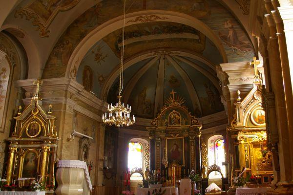 Ołtarz, Góra Świętej Małgorzaty