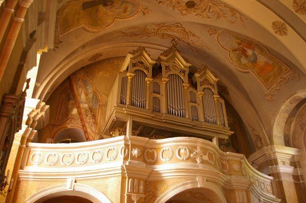 Organy, Góra Świętej Małgorzaty