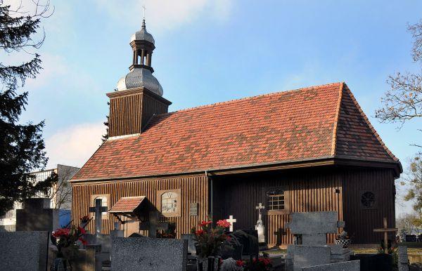 Szubin, kościół p.w. św. Małgorzaty (3)