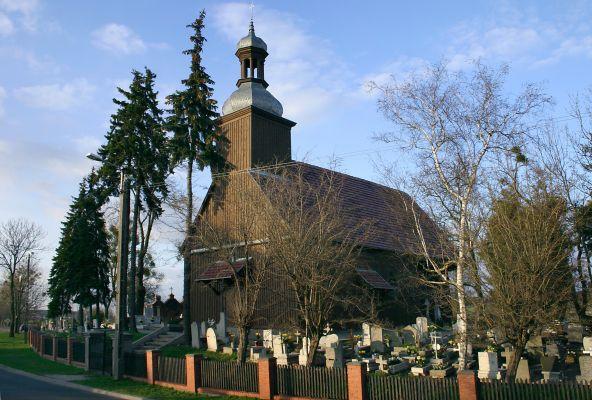 Szubin, kościół p.w. św. Małgorzaty (1)