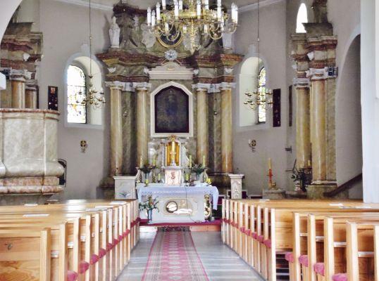 H.13.380 - Wilkowice Kościół
