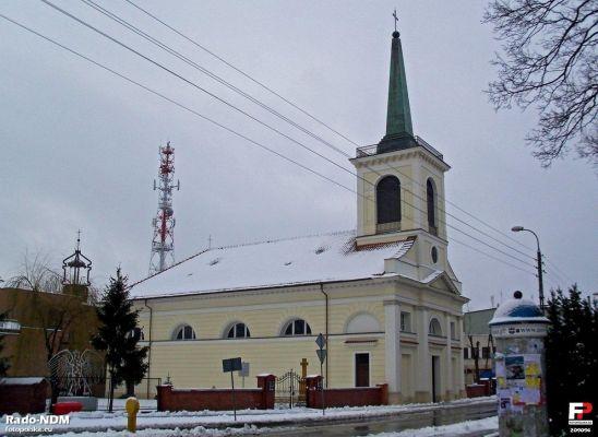 Nowy Dwór Mazowiecki, Kościół św. Michała Archanioła - fotopolska.eu (209094)
