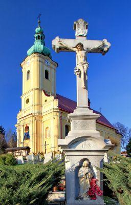Kościół św. Michała Archanioła w Krzyżowicach 5