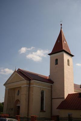 Kościół w Wilkowiecku (3)