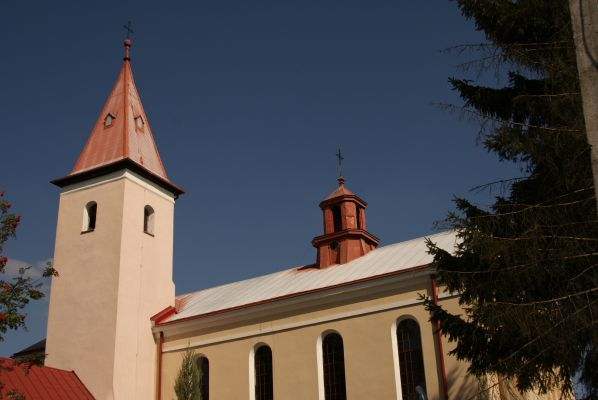 Kościół w Wilkowiecku (2)