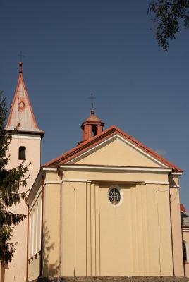 Kościół w Wilkowiecku (1)