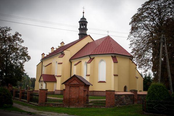 Potok Wielki, kościół par. p.w. św. Mikołaja