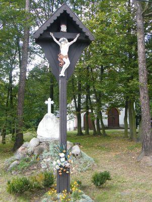 Kościół filialny pw. św. Wawrzyńca w Jastrzębiu Gmina Namysłów. bertzag (1)