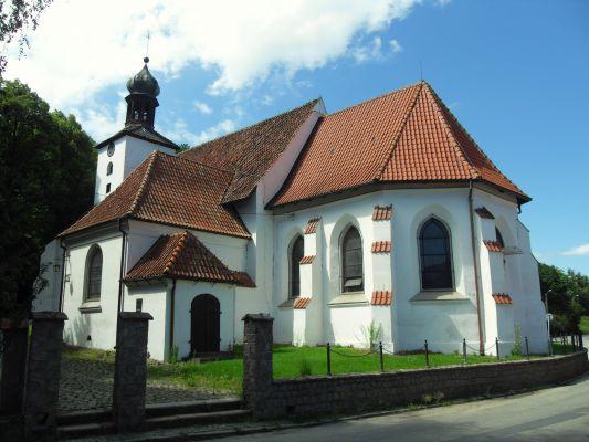 Gdańsk Święty Wojciech kościół św. Wojciecha