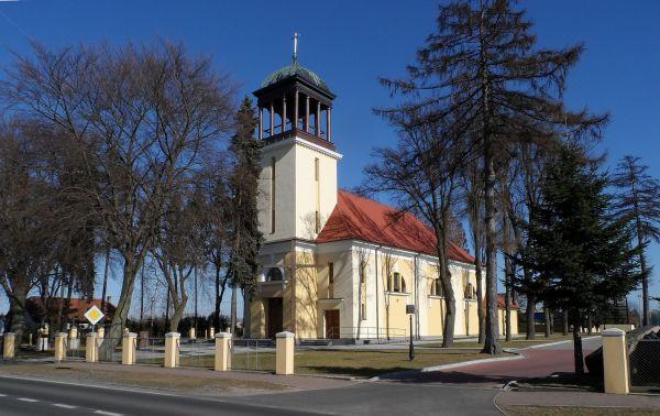 Kościół św. Wojciecha w Kruszewie