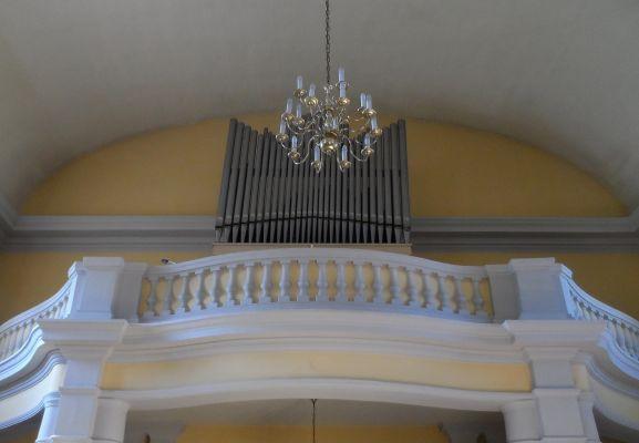 Organy w kościele św. Wojciecha