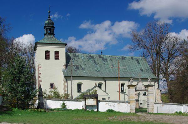 Church of Saint Adalbert in Momina 20140421 1343