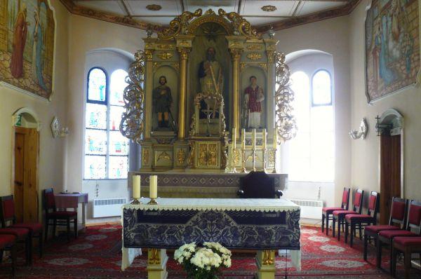 Boruszyn, church (10)