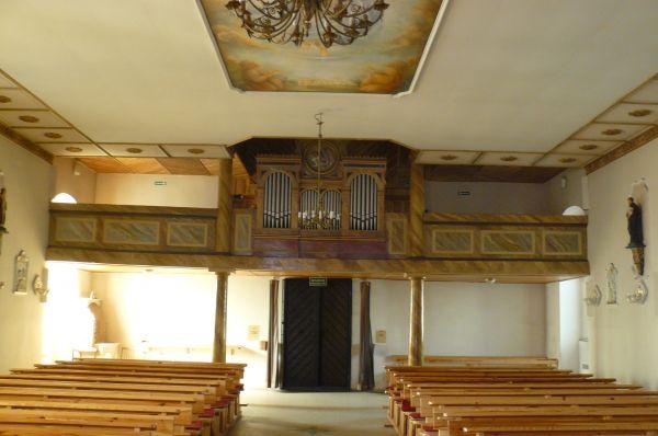 Boruszyn, church (11)