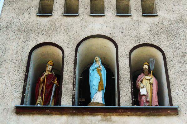 Boruszyn, church (4)