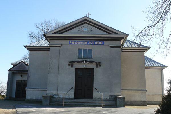 Boruszyn, church (7)