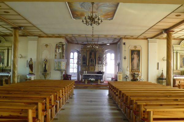 Boruszyn, church (9)