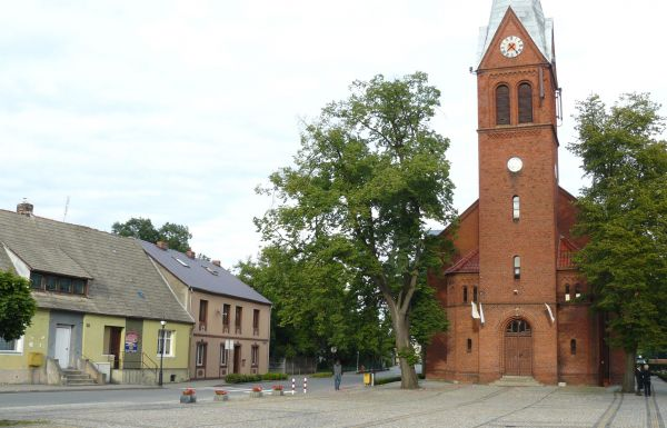 Center of Budzyn