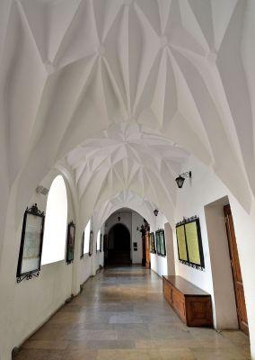 Sklepienie kryształowe kościół św. Anny w Warszawie
