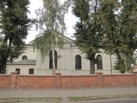 A-228 Kościół par. p.w. św. Anny Samotrzeciej, mur., 1837-1840 Wohyń 7