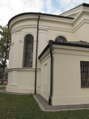 A-228 Kościół par. p.w. św. Anny Samotrzeciej, mur., 1837-1840 Wohyń 6