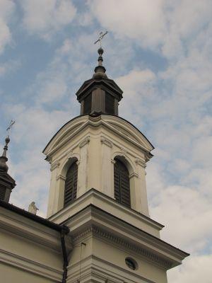 A-228 Kościół par. p.w. św. Anny Samotrzeciej, mur., 1837-1840 Wohyń 4