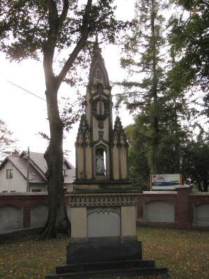 A-228 Kościół par. p.w. św. Anny Samotrzeciej, mur., 1837-1840 Wohyń 5