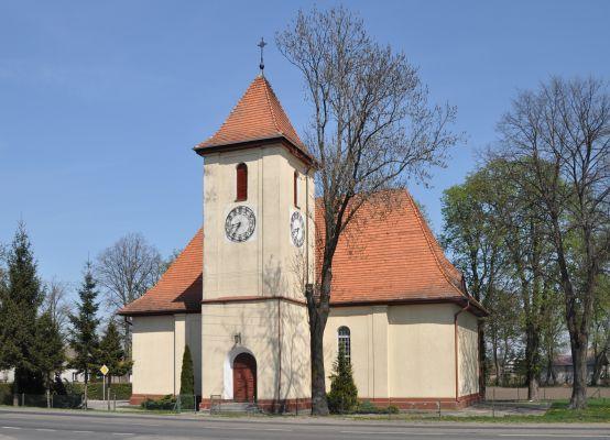 Huta, gmina Czarnkow Church S 2011-04