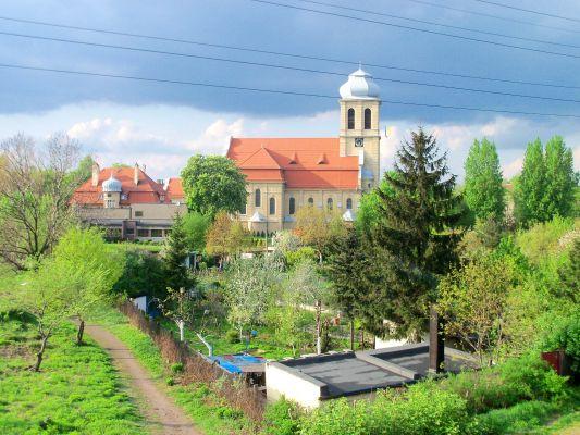 Katowice - Dabrowka Mala - Church (1)