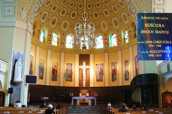 S.Augustin Church Wroc